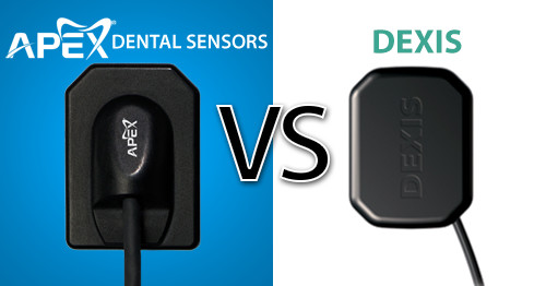 Apex-Dental-Sensors-VS-Dexis-Dental-Sensors