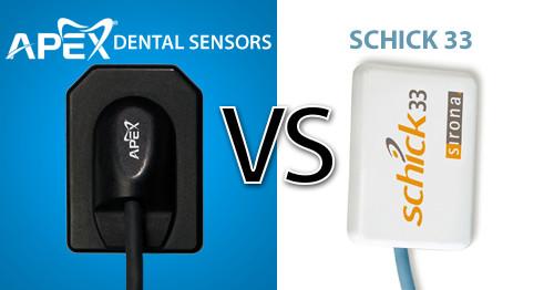 Apex-Dental-Sensors-VS-Schick-Dental-Sensors