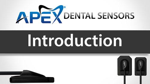 Apex Dental Sensor & Software Training – Introduction